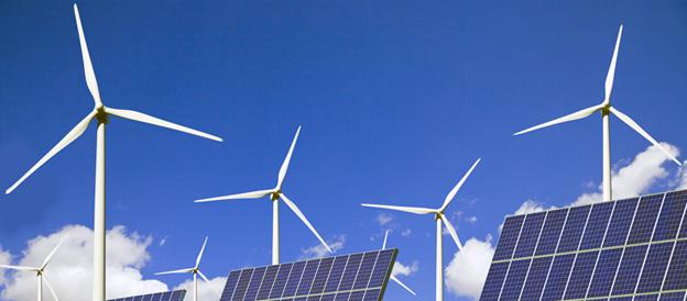 Las renovables alcanzan el 43,6% de la generación de energía eléctrica en España, su récord histórico