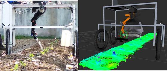 Proyecto SureVeg. La robótica y la agricultura de precisión en busca de una producción más sostenible