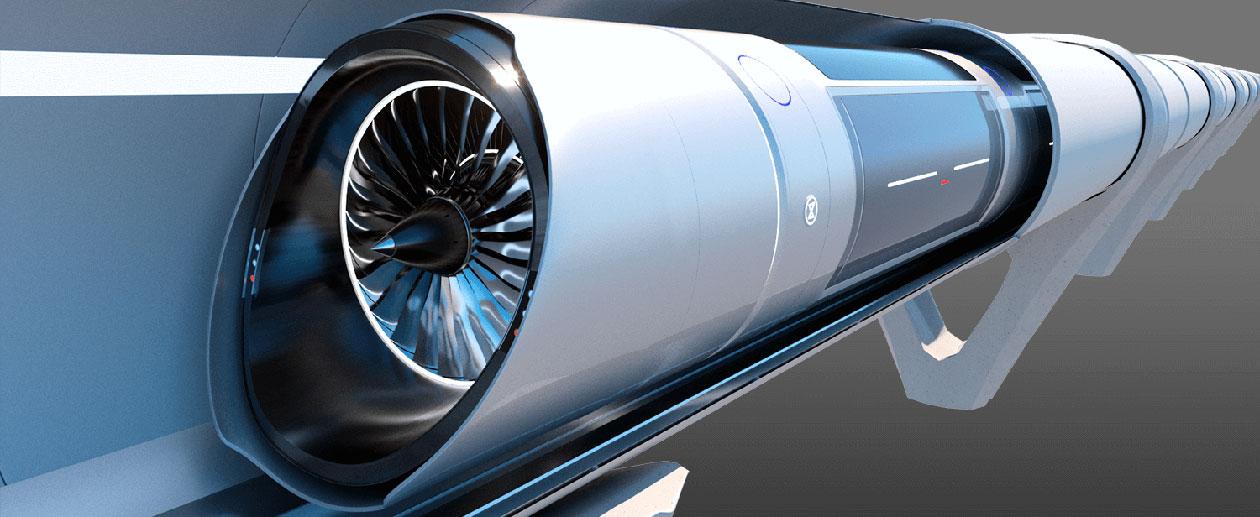 """La UPV y Zeleros presentan """"Tubeloop"""", un nuevo concepto de tubo para acelerar la construcción de rutas hyperloop"""