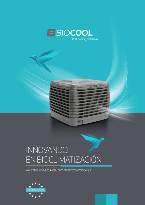 Catalogo de BIOCOOL Climatización