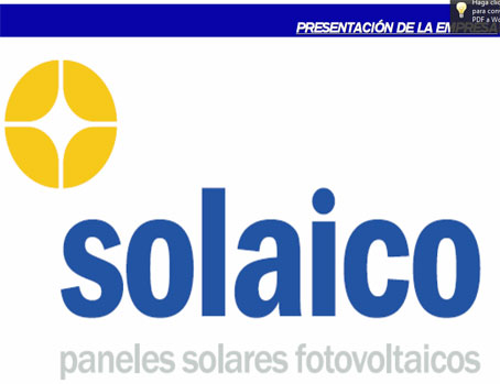 Documento de Solaico