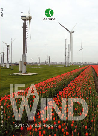 Documento de IEA WIND 2011 Annual Report