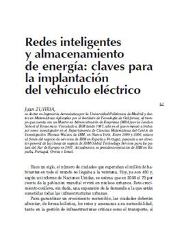 Documento de Redes inteligentes y almacenamiento de energia