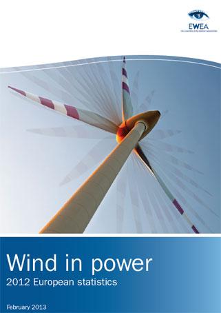 Documento de Energía Eólica en Europa 2012