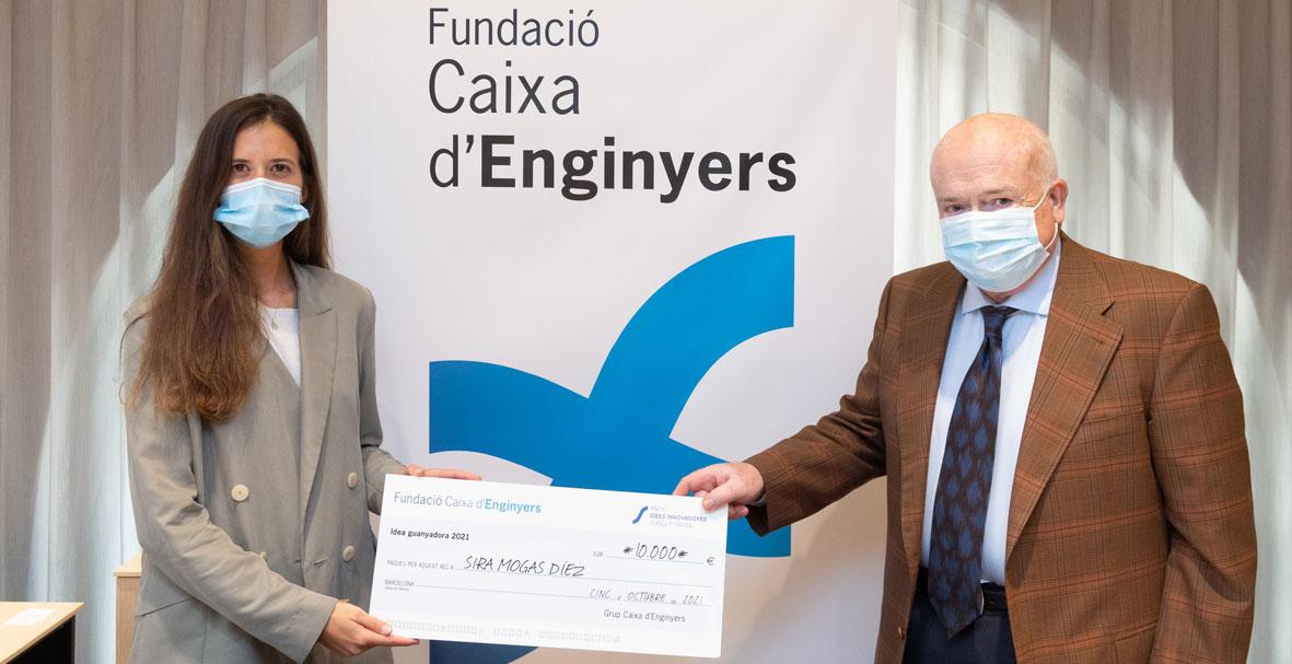La Fundación Caja de Ingenieros entrega del 'Premio Ideas Innovadoras Isabel P. Trabal'