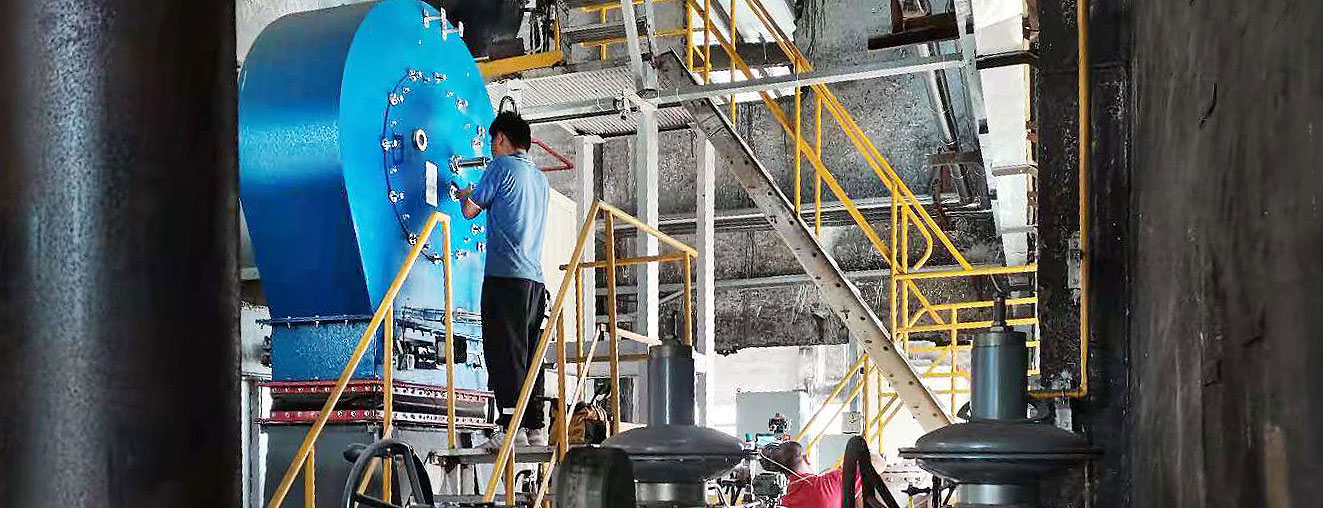 E&M Combustión suministra quemadores industriales a la empresa textil china Foshan Yingxia