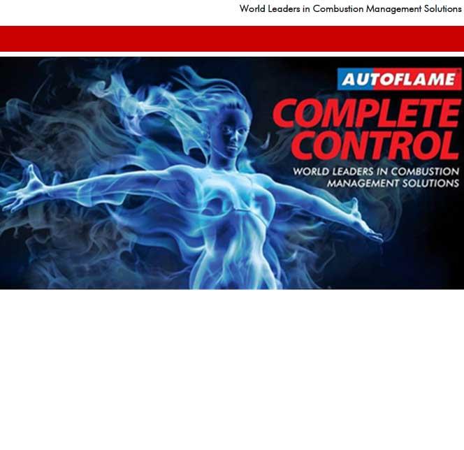 Catalogo de Autoflame