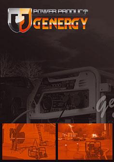 Catalogo de Genergy